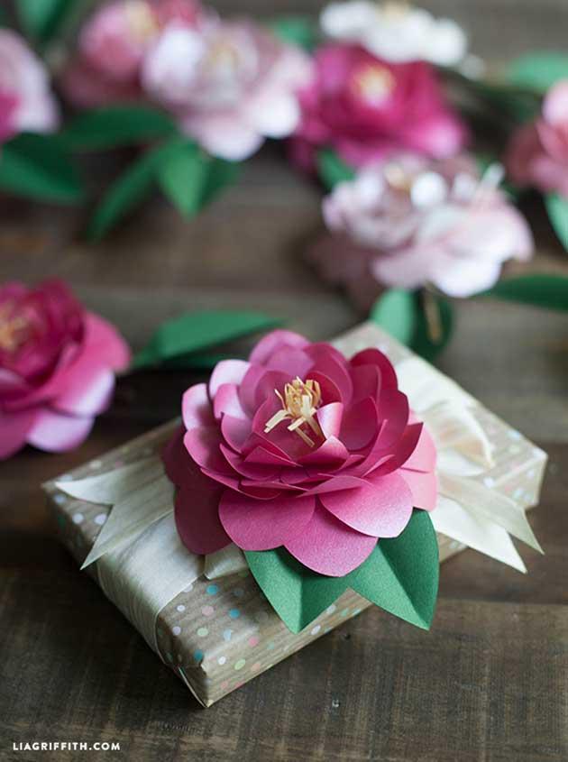 cvety_iz_bumagi_foto13 Ананас оригами из модулей. Ананас и цветок лотоса из салфеток: оригами из модулей