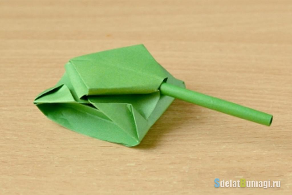 20-1024x684 Как сделать из бумаги танки. Как сделать танк из бумаги своими руками: простая инструкция