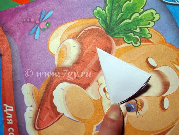 ocv7 Объемная водяная лилия из бумаги для детей и цветы в той же технике своими руками. Как сделать своими руками кувшинки из бумаги