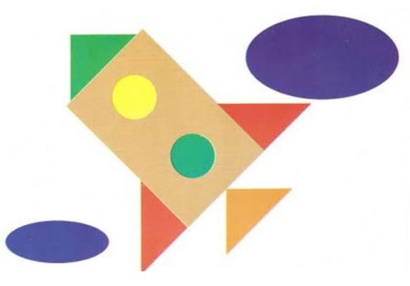 Applikatsiya-iz-geometricheskih-figur-shablony-1 Шаблоны аппликация машинка из цветной бумаги. Аппликация для самых маленьких из цветной бумаги: шаблоны