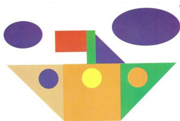 Applikatsiya-iz-geometricheskih-figur-shablony-2 Шаблоны аппликация машинка из цветной бумаги. Аппликация для самых маленьких из цветной бумаги: шаблоны