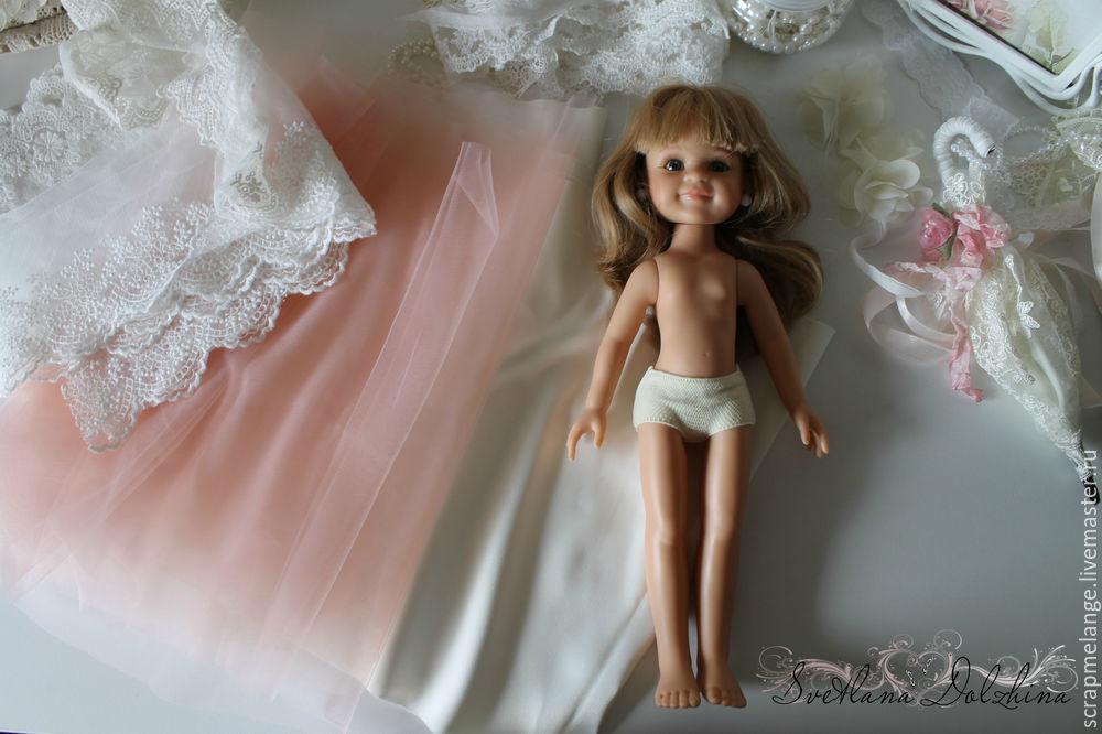 Как шить для куколок наряды. Шьем кукольные платья разных фасонов по ... 2986832c085