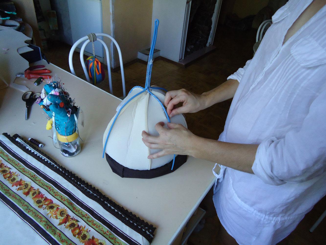 Как сшить куклу на чайник своими руками фото 401