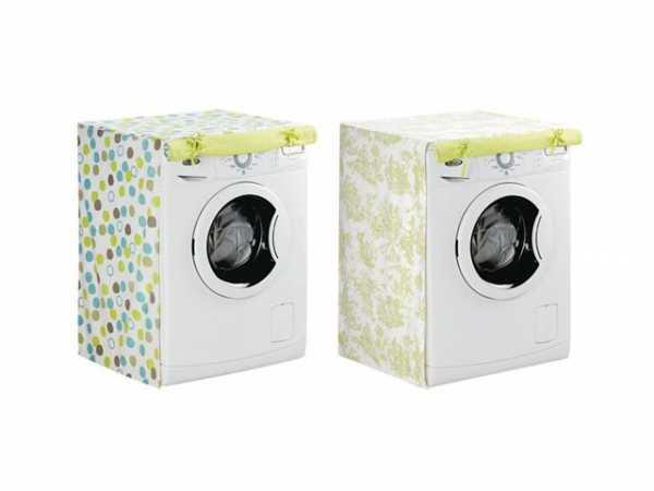 Нужен ли чехол на стиральную машину как сшить самостоятельно