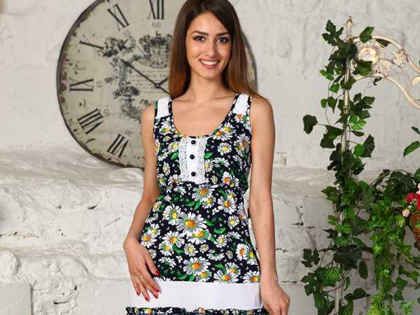 Платье из ситца своими руками фото 623