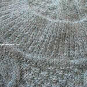 prishit-gorlovinu-k-vyazanomu-izdeliyu_0 Пришить горловину к вязаному изделию. Как красиво выполнять отделку, вязать и обвязывать горловину спицами