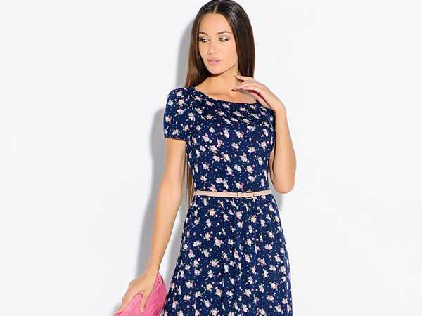 Платья из штапеля: фасон и расцветка нарядов, свойства ткани и уход за ней 93