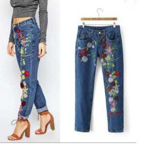 vyshivka-biserom-na-dzhinsah-svoimi-rukami_0 Как украсить джинсы или джинсовые шорты в домашних условиях. Вышивка бисером на джинсах своими руками